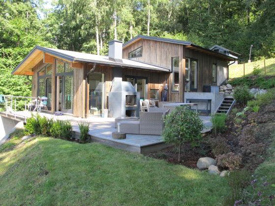 ferienhaus bellevue hole norwegen tyrifjorden norwegen. Black Bedroom Furniture Sets. Home Design Ideas