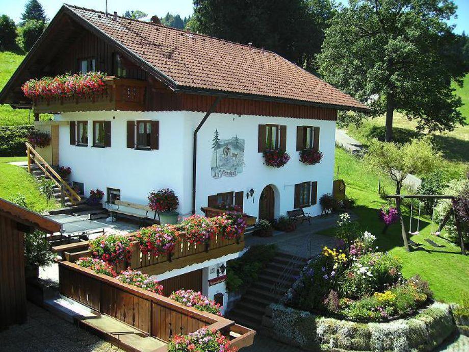 Haus Denz mit Garten
