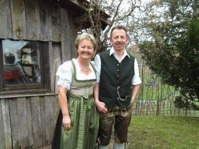 Ihr Gastgeber Martin & Maria Denz