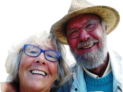 Ihr Gastgeber Marie-Luise und Rolf Werner