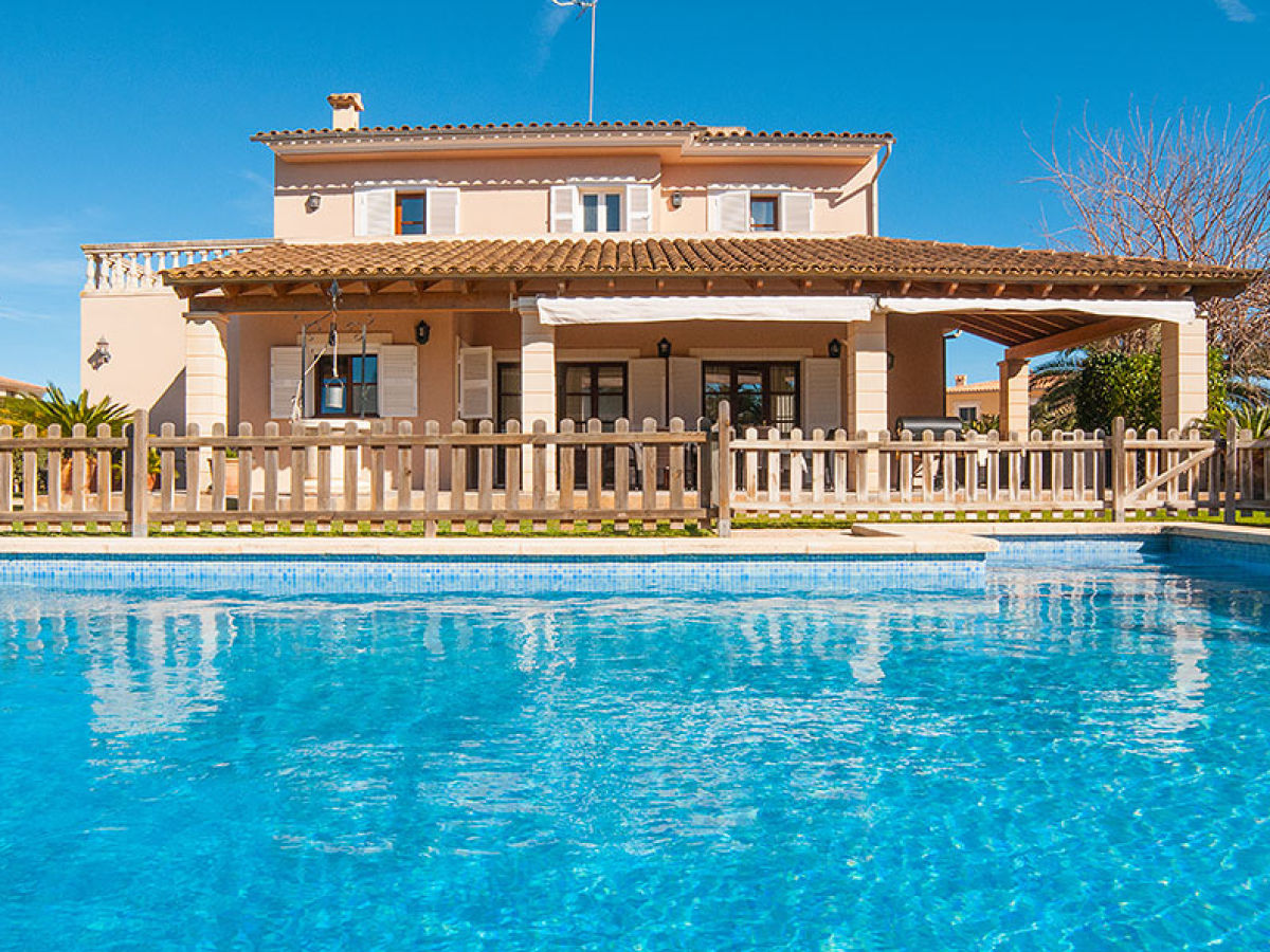 Ferienhaus sofia spanien balearen mallorca sa coma herr michael burghaus - Formentera ferienhaus mit pool ...