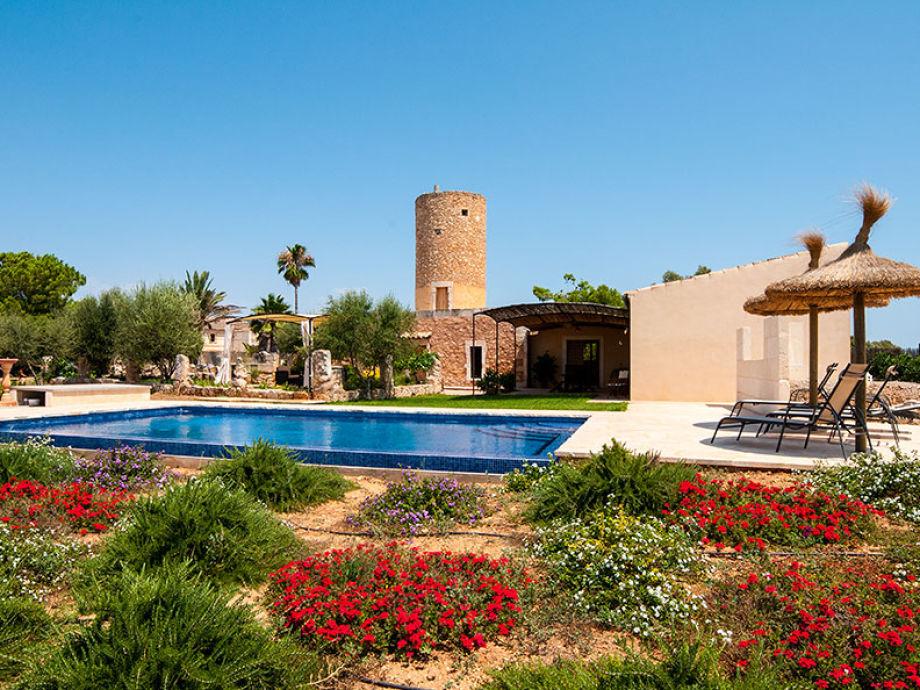 Moderne Mühle, Mallorca