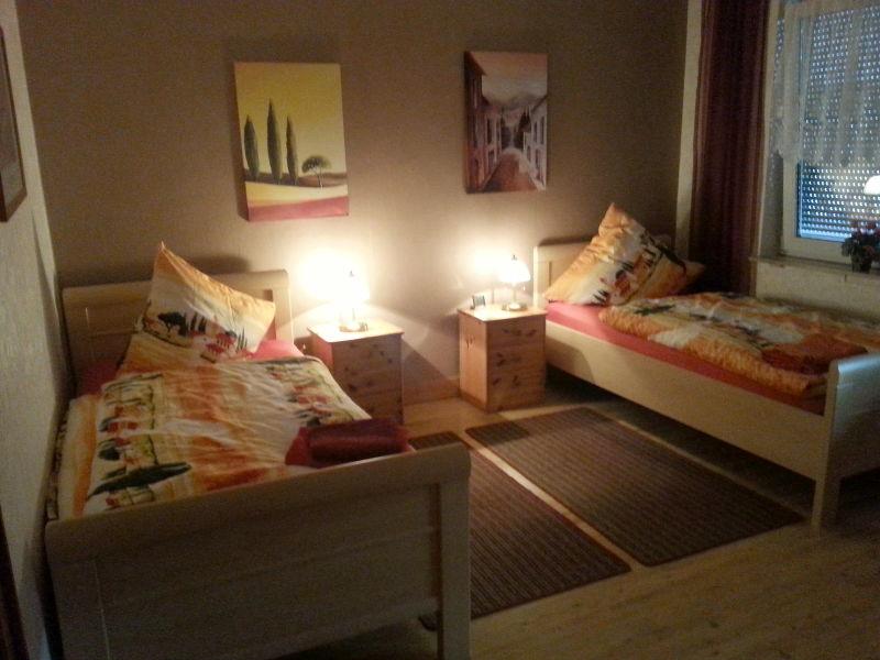 "Holiday apartment ""Cuckoo nest"" near the Rothaarsteig"