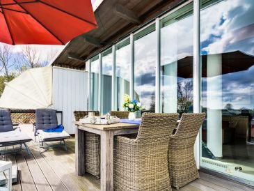 Penthouse- Ferienwohnung Strandkorb - SHS18