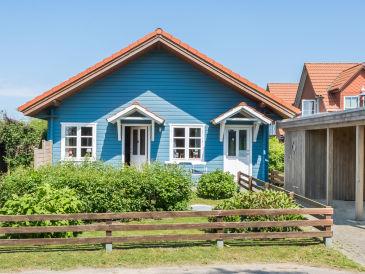 Das blaue Ferienhaus in Nieby/ Ostseenähe FNO
