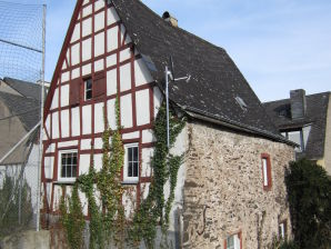 Ferienhaus Schräges Haus