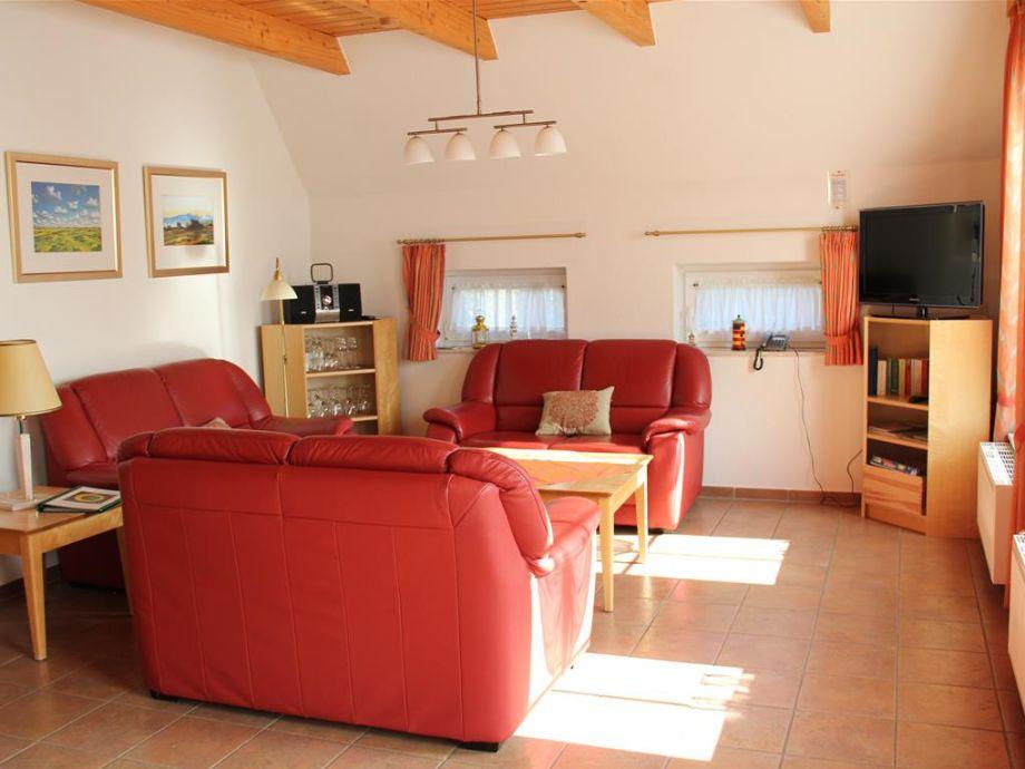 Möwenland Wohnzimmer