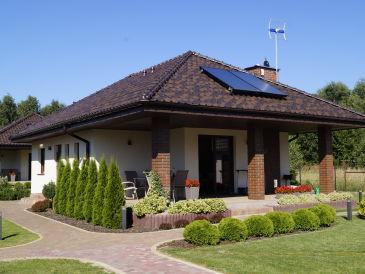Ferienhaus in Radawka