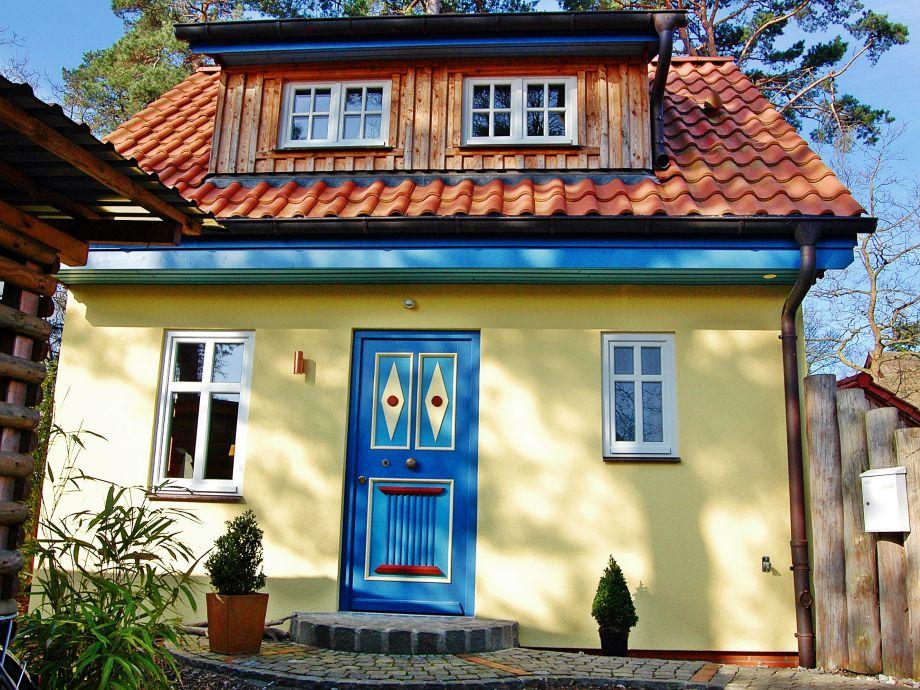 Eingang Villa-Sternchen