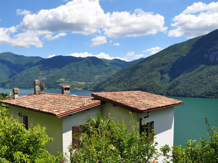 Außenaufnahme 'La Terrazza'