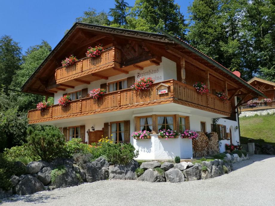 Ferienhaus Regina mit Johanni-Alm