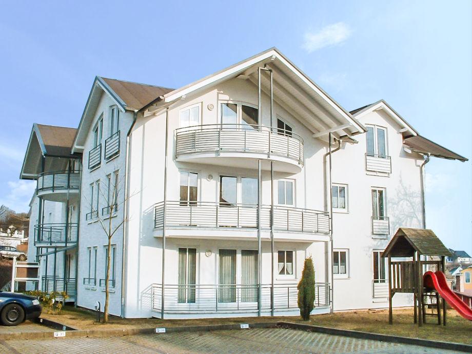 Außenansicht H&P Residenz Villa Eintracht