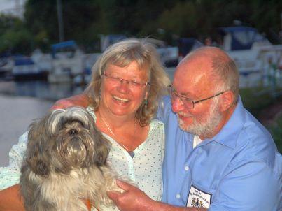 Ihr Gastgeber Dagmar und Wolfgang Schuh