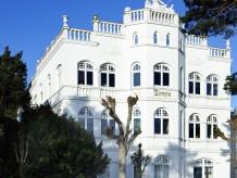 Ferienwohnung in der Villa Sirene 20 Meter zum Badestrand