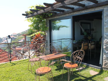 Holiday cottage Eira - Calhau Grande