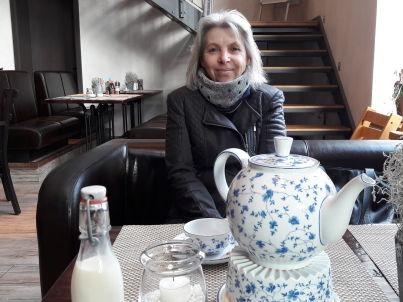 Ihr Gastgeber Sabine Wetzel