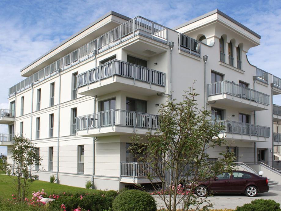 Villa Deichgraf - im Bäderstil erbaut