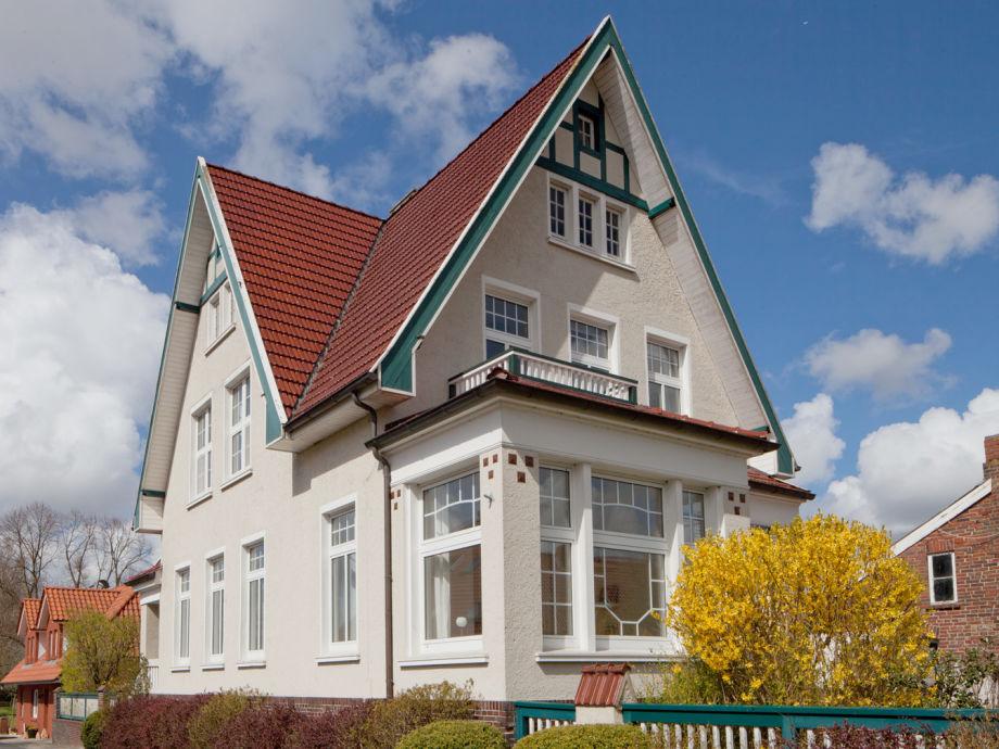 Villa Mansholt aussen