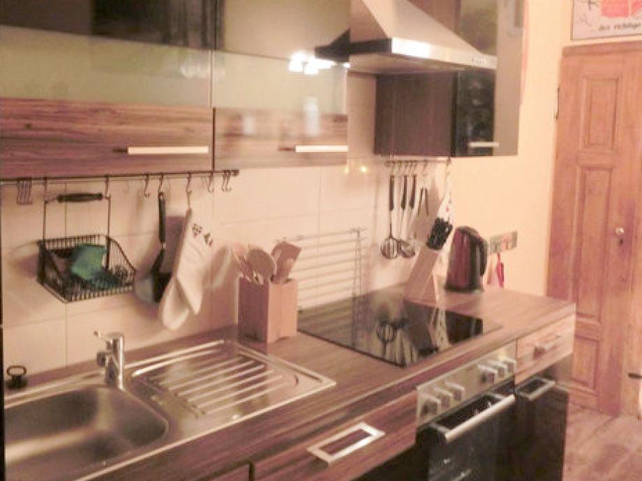Küche mit toller Ausstattung