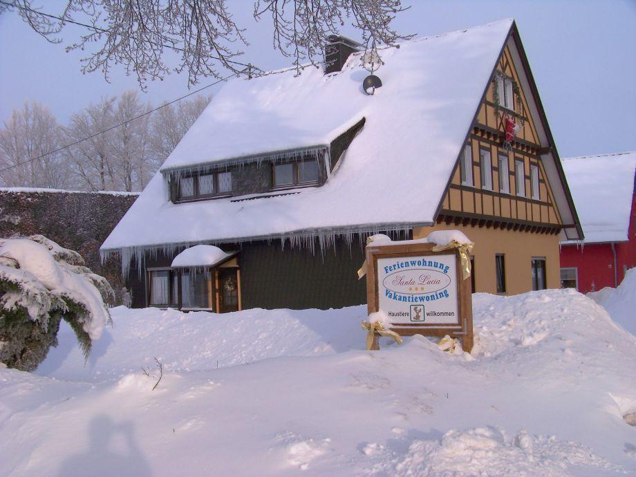 Santa Lucia im Winter 2010