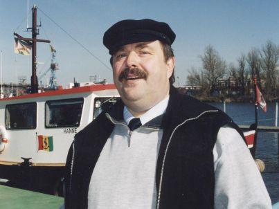 Ihr Gastgeber Klaus Timme