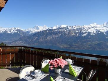 Ferienwohnung Alpen-Träumli / Sommer