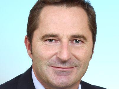 Ihr Gastgeber Jörg Hofmann