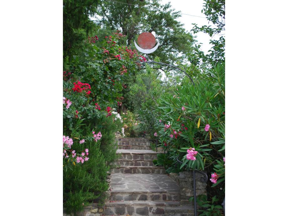 Le Treppenaufgang house casa juliana tuscany florence ms renate lechler