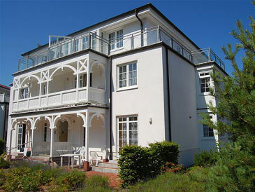 Apartment 15 in der Villa Bakenberg