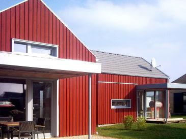 Schwedenrotes Ferienhaus - Ostsee Strand - Wismar