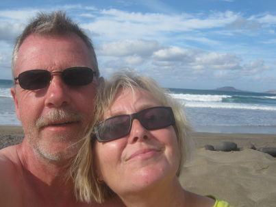 Ihr Gastgeber Werner und Ines Steffen