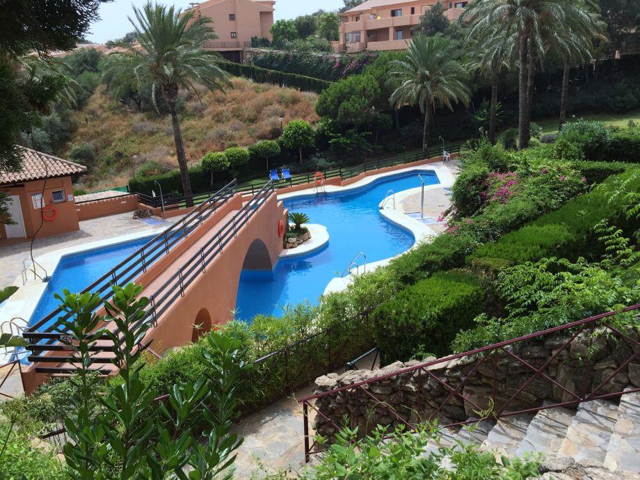 Pool area ElVicario