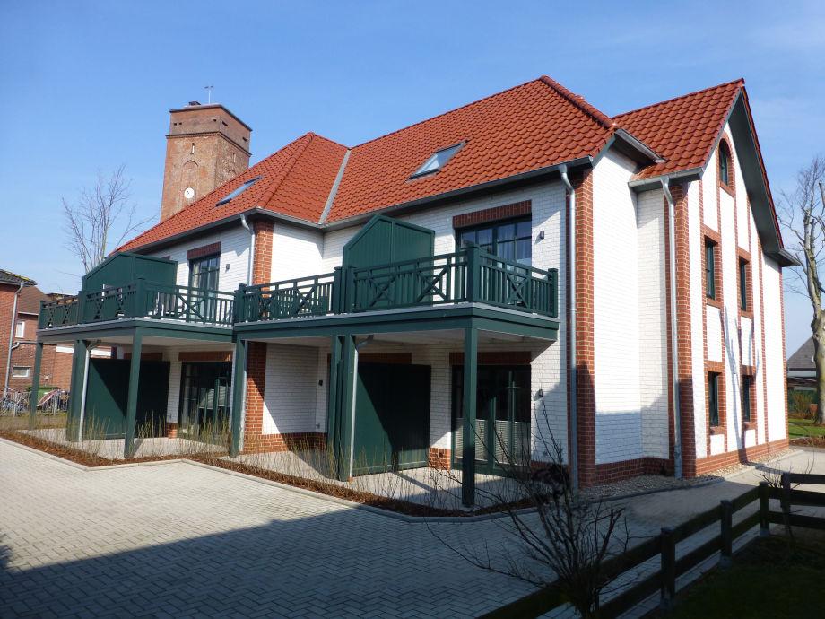 """Außenaufnahme Villa am Marienhof E3 """"Seewind"""""""