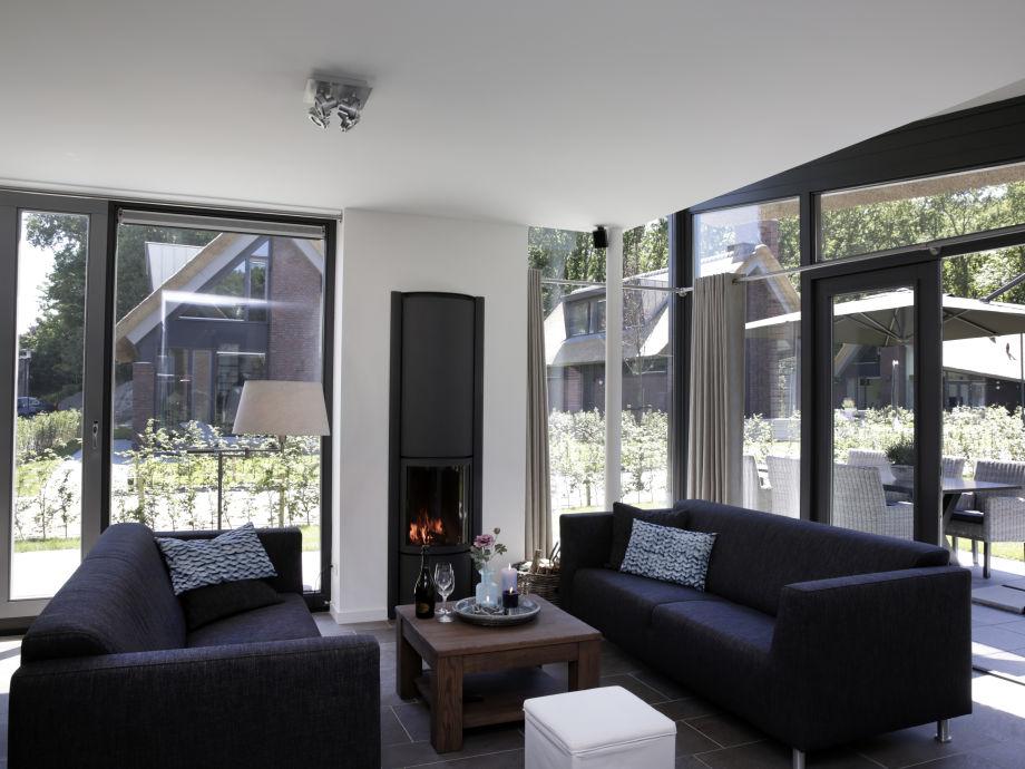 Villa Mit Jacuzzi Im Zentrum Von Schoorl Nord Holland