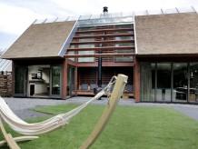 Villa mit Jacuzzi, Außenküche und Patio-Feuerstelle