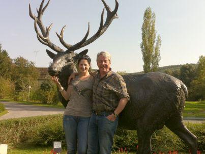 Ihr Gastgeber Ulrich & Nicole Heitzig