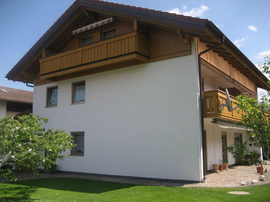 Wohnung Bergblick mit Balkon (1. Etage)