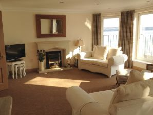Holiday house The Penthouse, Waters Edge, Strone, Argyll