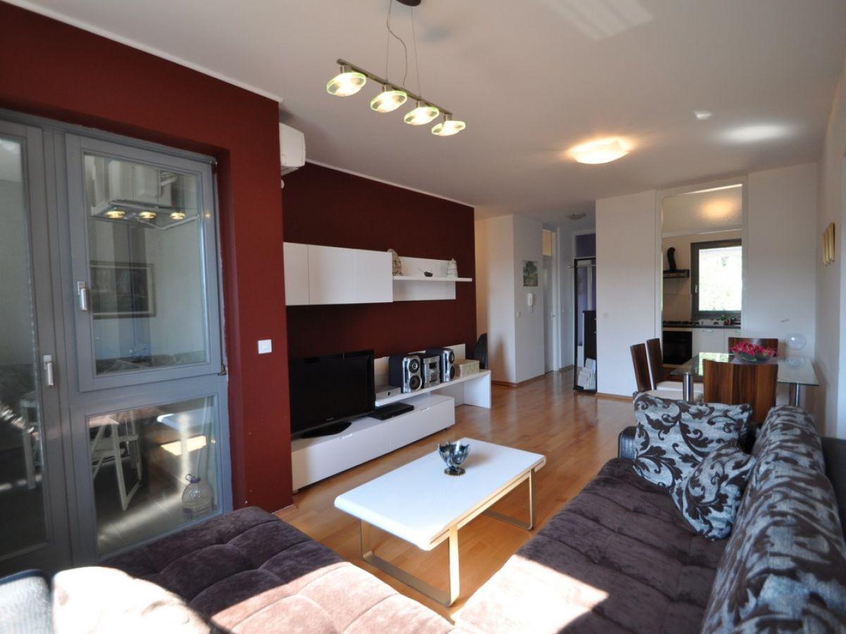 Ferienwohnung lavanda modern gut ausgestattet vrbnik - Traum wohnzimmer ...