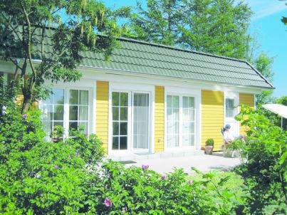 """Ferienhaus """"Sonnenschein"""" mit Panoramablick auf den Ostseefjord Schlei"""