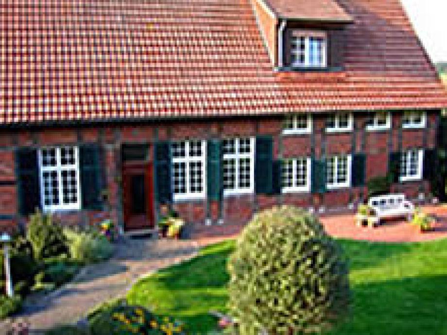 Unser typisch westfälisches Bauernhaus