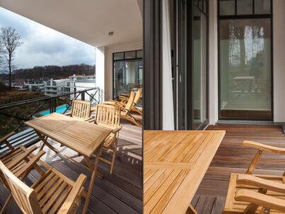 Villa Claire |  Meerblick-Appt. Sundowner