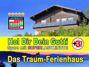 Ferienhaus Bayerwald-Ferien-Blockhaus