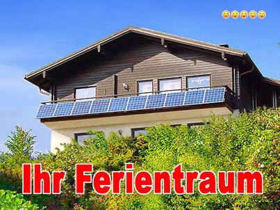 Bayerwald-Ferien-Blockhaus