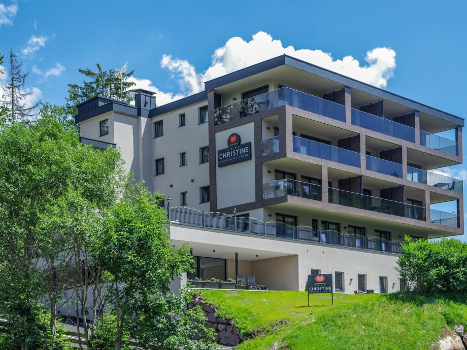 Apartment Hotel Christine neu in Hafling bei Meran