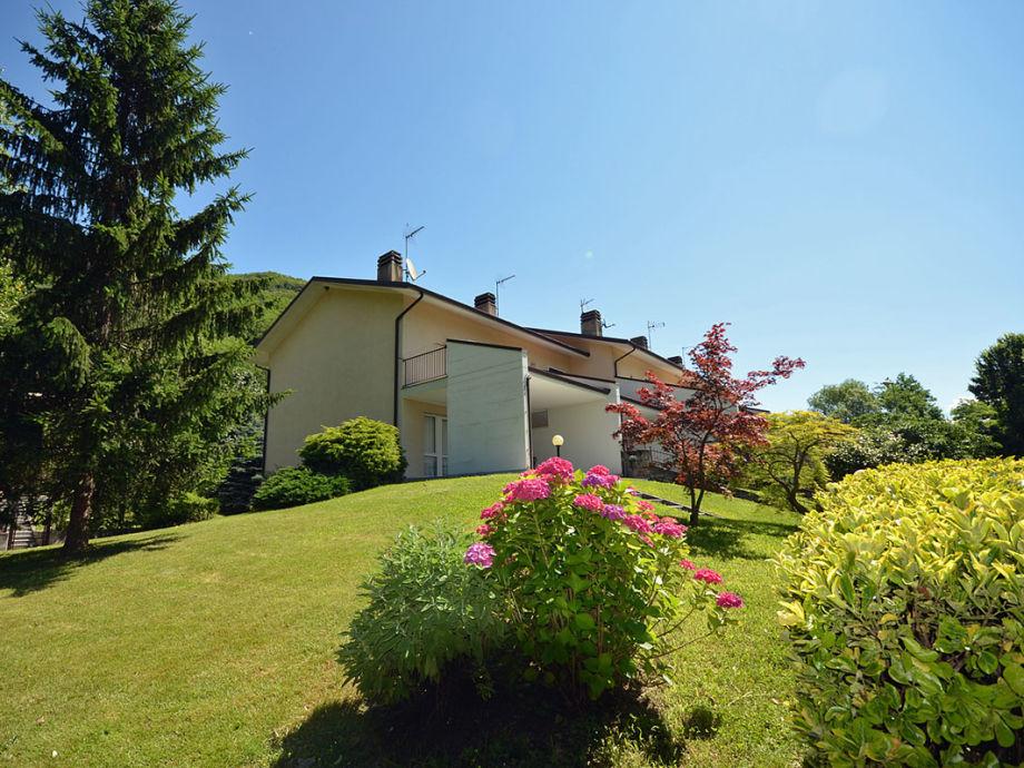Casa Milva mit großem eingezäunten Garten
