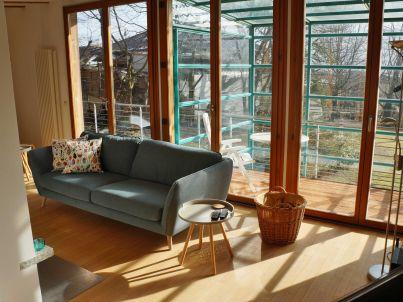mit Sauna, Garten und einer Terrasse | 45151