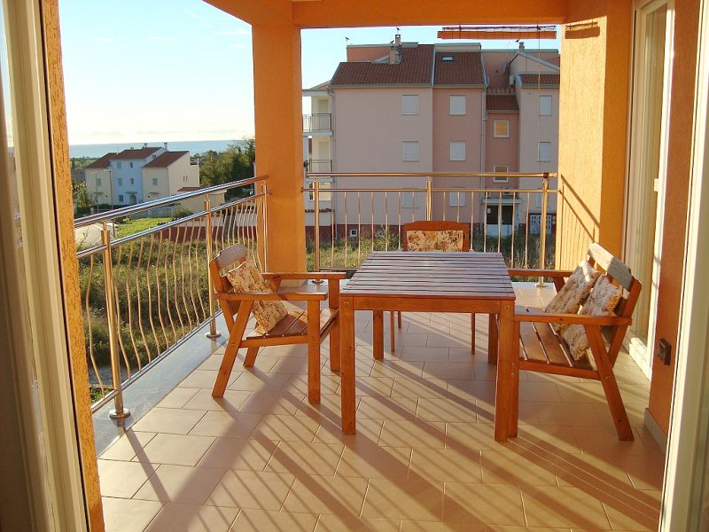 Ferienwohnung in der Villa Novi Mare