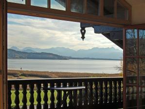 Ferienwohnung Haus am Simssee