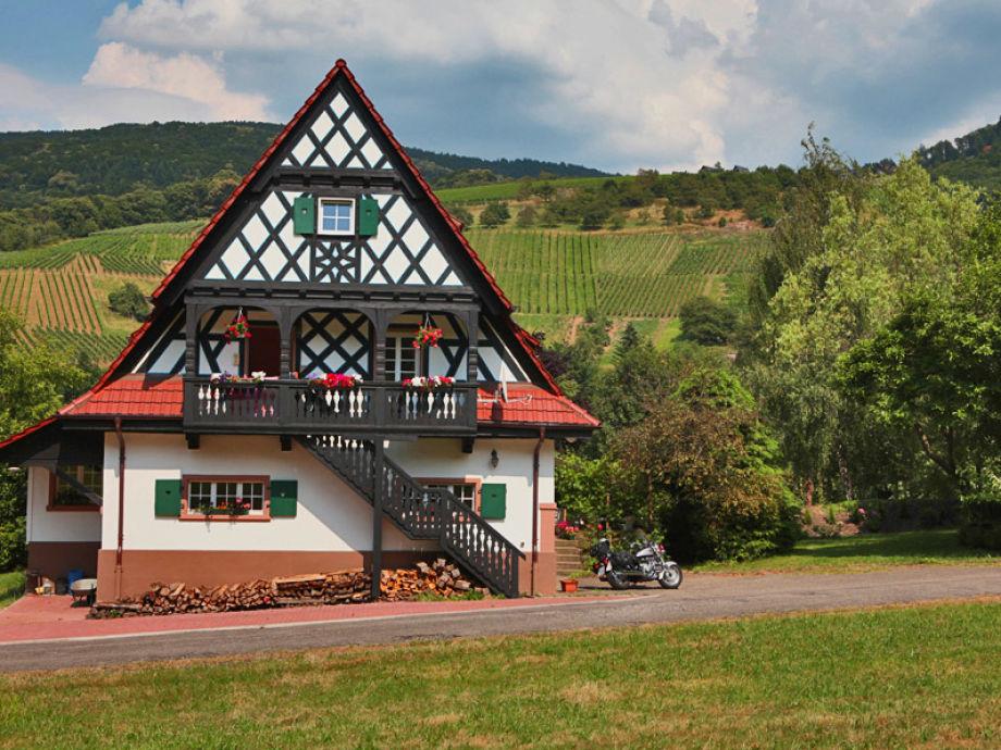 Hausansicht Landhaus Brigitte